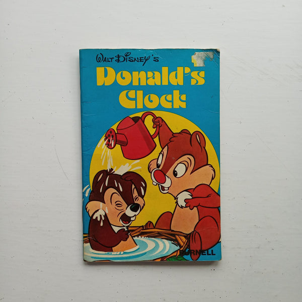 Donald's Clock by Walt Disney Productions