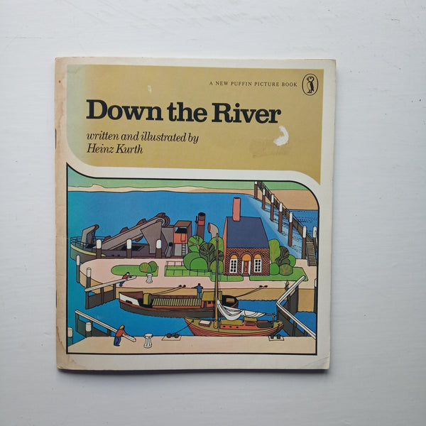 Down the River by Heinz Kurth
