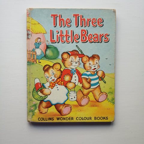 The Three Little Bears by Betty Larom