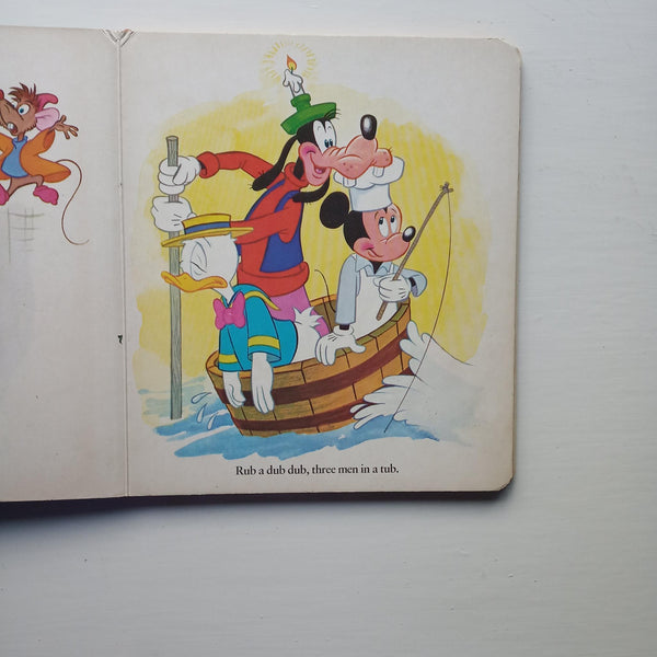 Mickey Mouse in Nursery Rhyme Land by Walt Disney Productions