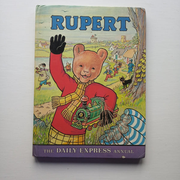 Rupert Annual 1976 by Beaverbook Newspapers Ltd