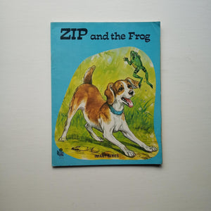 Zip and the Frog by Corlia