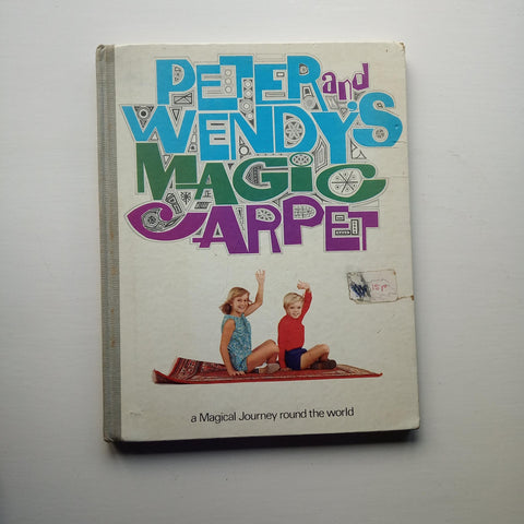 Peter and Wendy's Magic Carpet by Uncredited