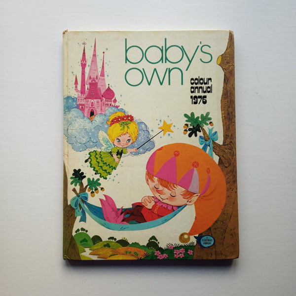 Baby's Own Colour Annual 1976 by Uncredited