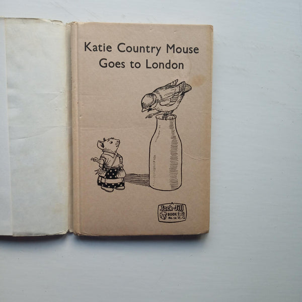 Katie Country Mouse Goes to London by Uncredited