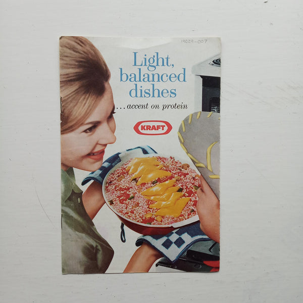Light balanced dishes by Kraft Foods Co.