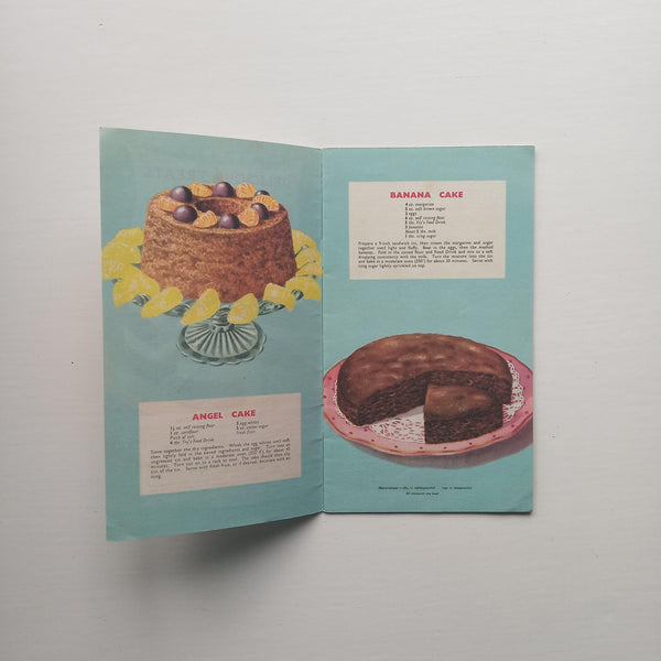 Delicious Treats Made With Fry's Food Drink by J. S. Fry & Sons Ltd