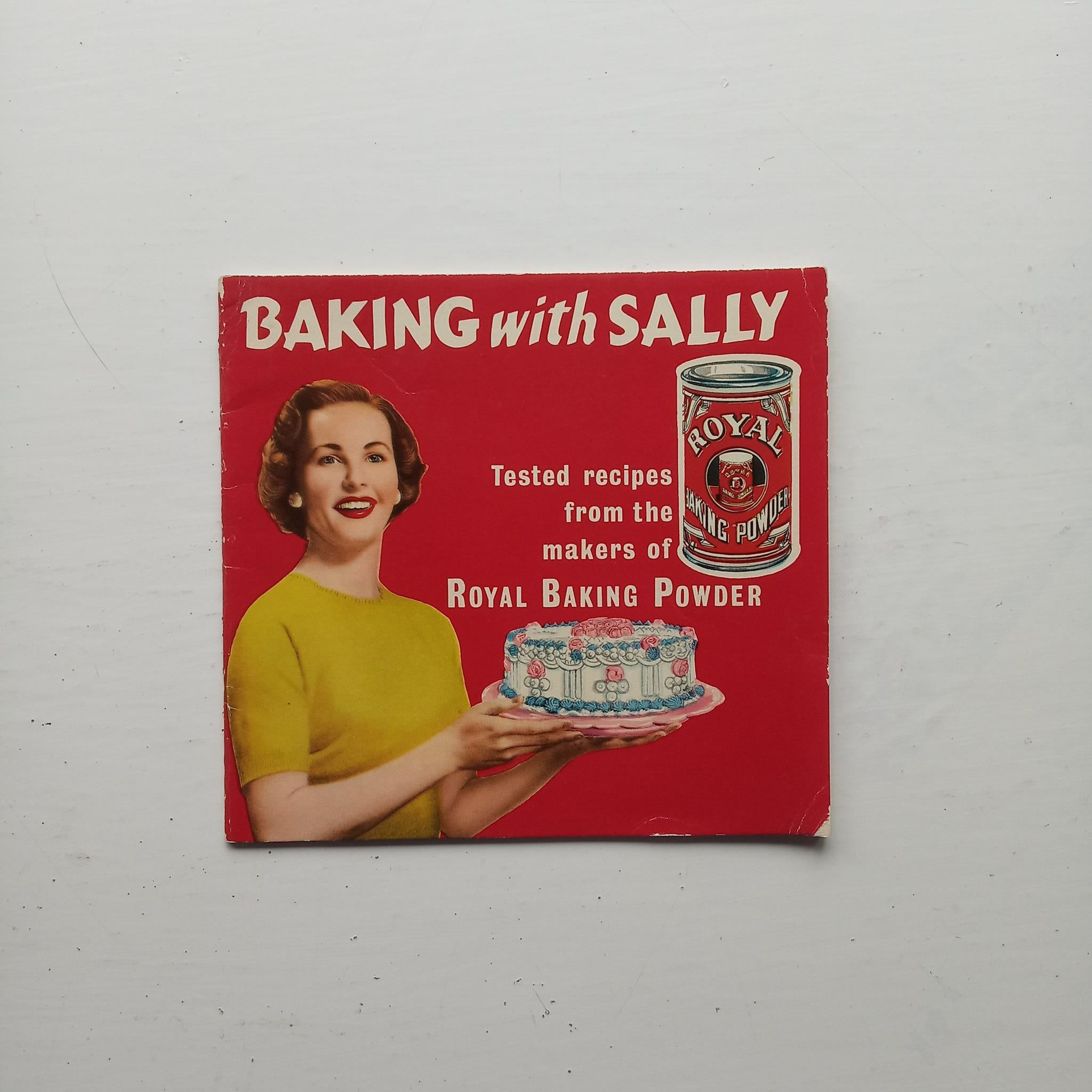 Baking with Sally by Standard Brands Ltd