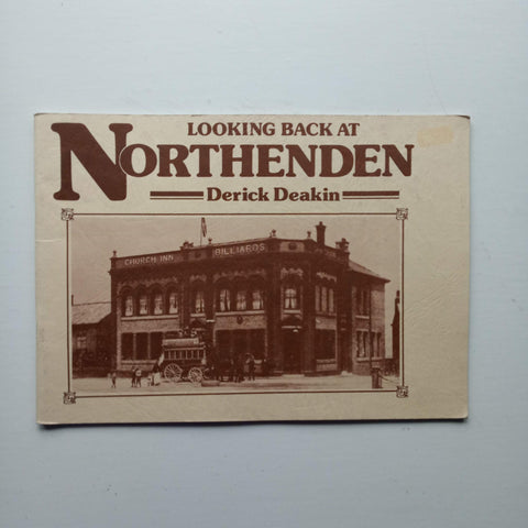 Looking Back at Northenden by Derick Deakin