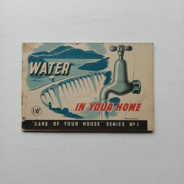 Water in Your Home by Uncredited