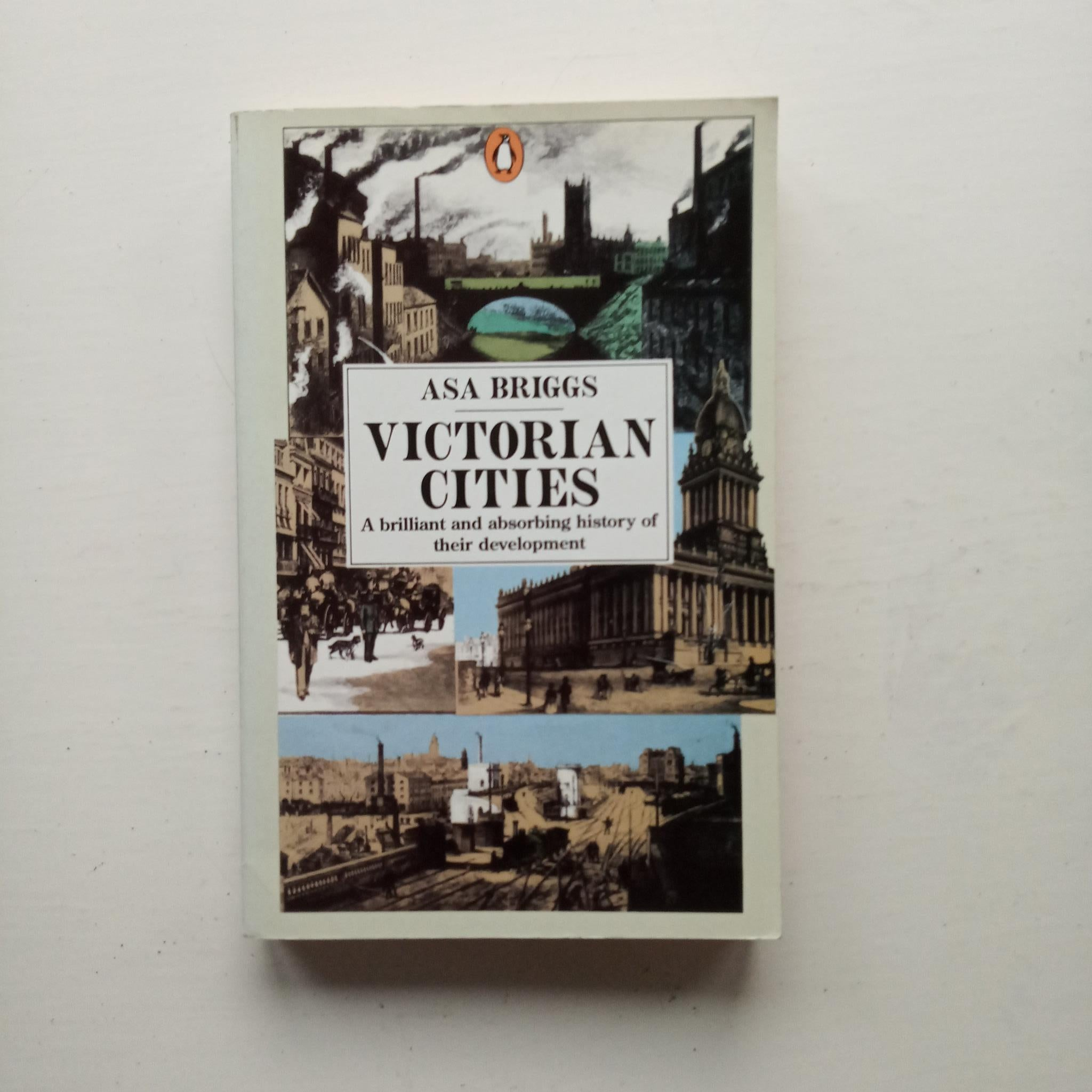 Victorian Cities by Asa Briggs