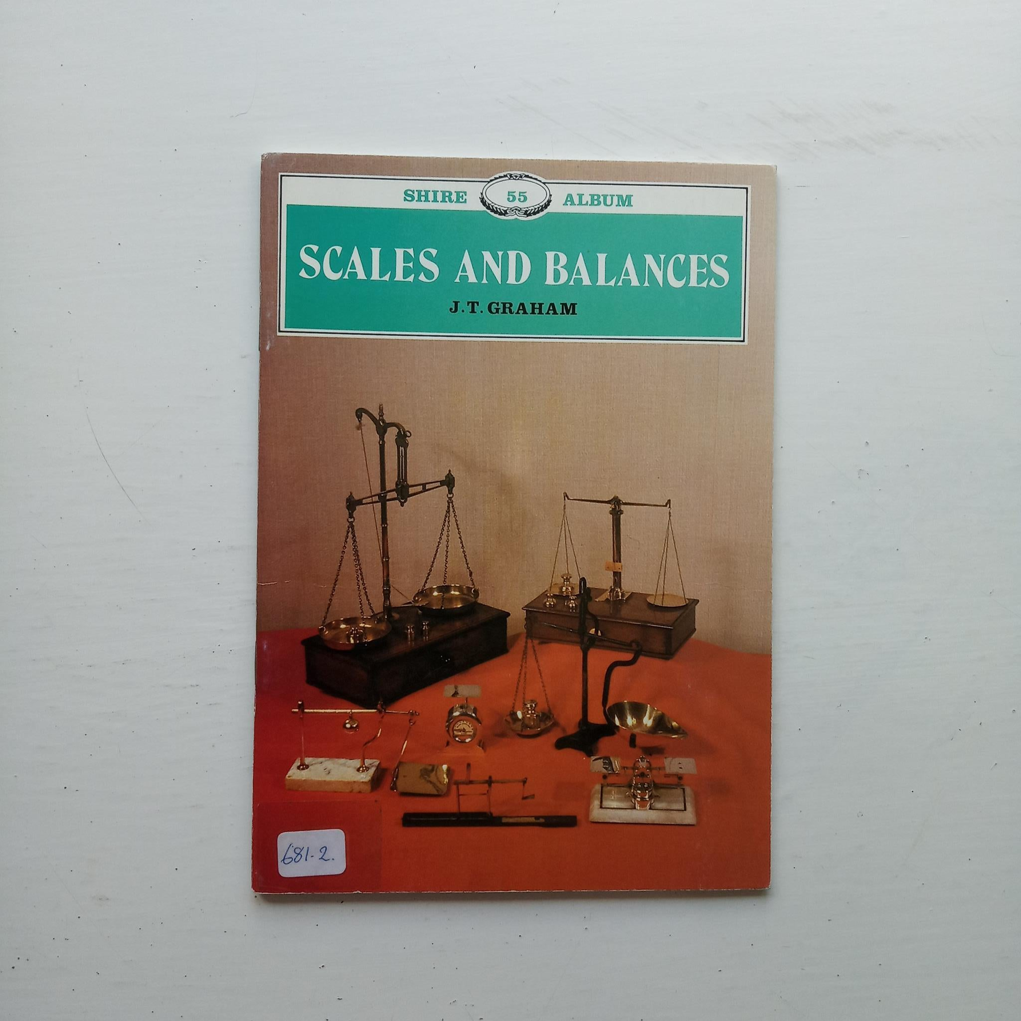Scales and Balances by J.T. Graham