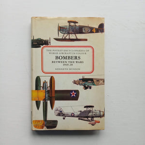 Bombers Between The Wars 1919-1939 by Kenneth Munson