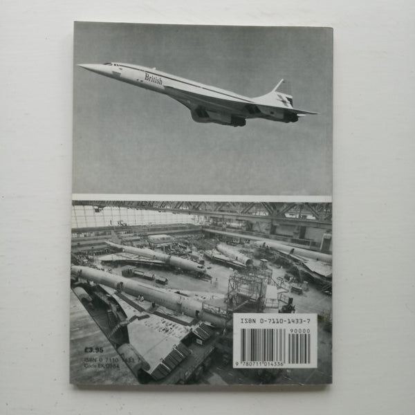 Modern Civil Aircraft: 2 - Concorde by Philip Birtles