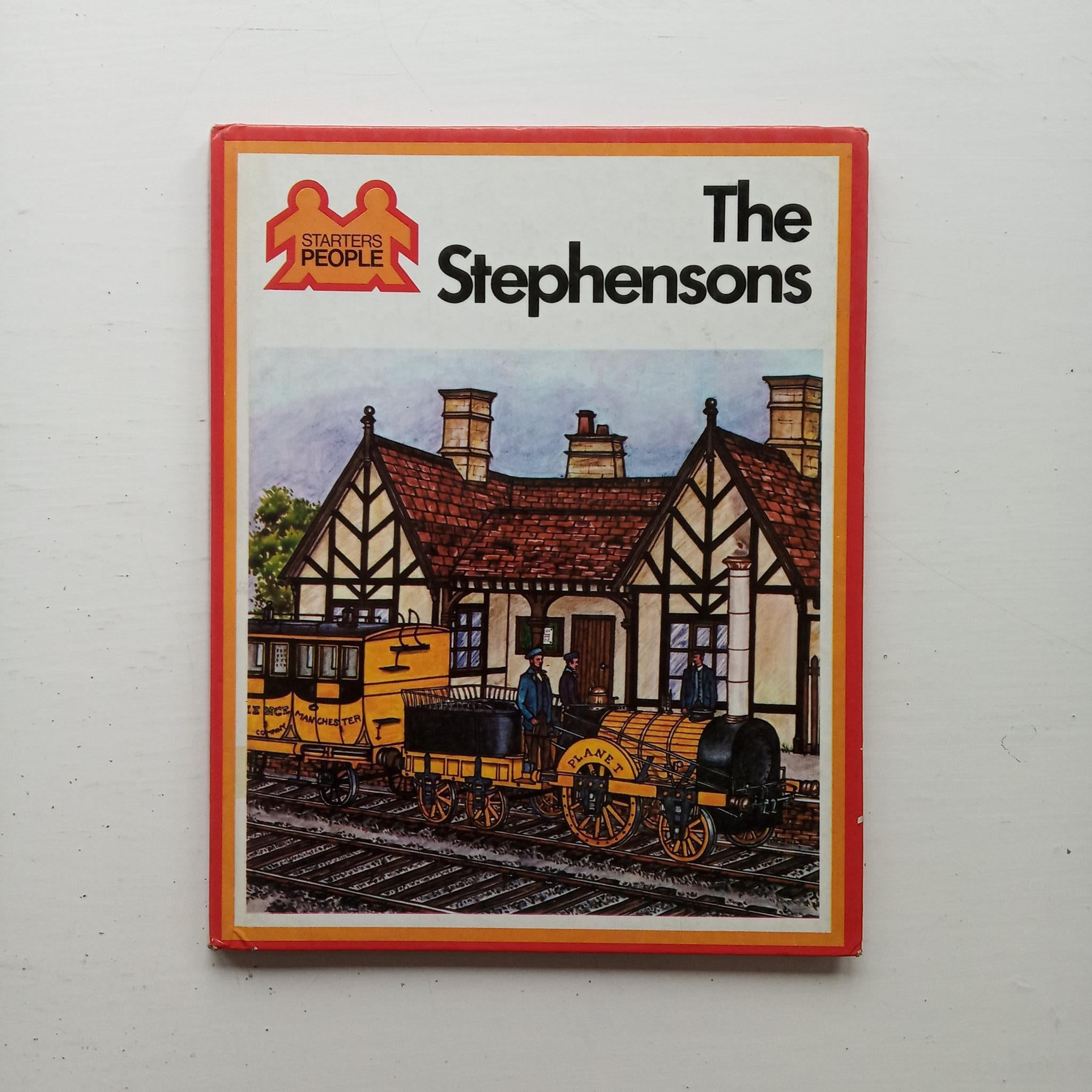 The Stephensons by Ruth Thomson