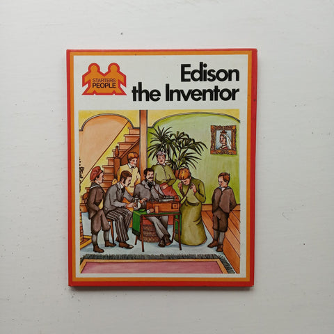 Edison the Inventor by Ruth Thomson