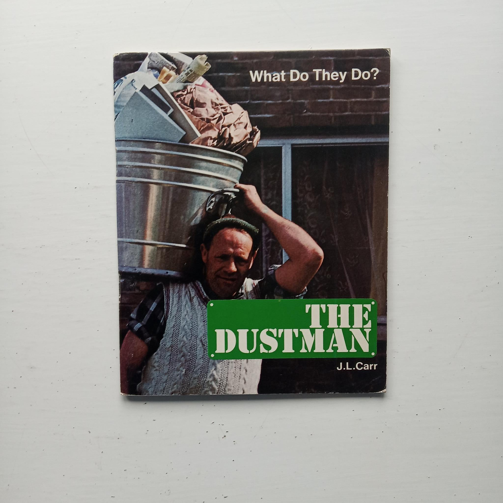 The Dustman by J.L. Carr
