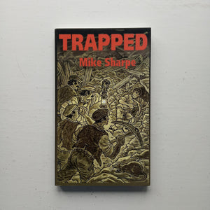 Trapped by Mike Sharpe