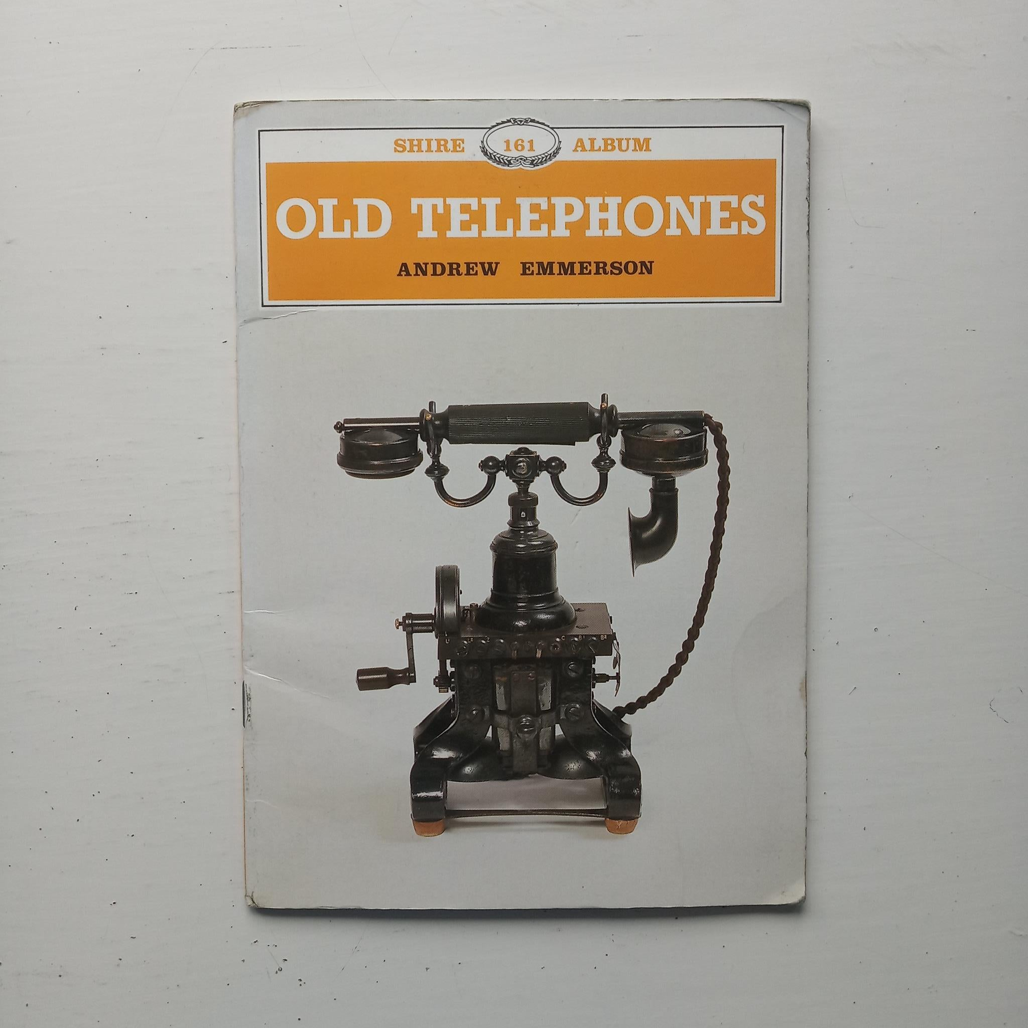 Old Telephones by Andrew Emmerson
