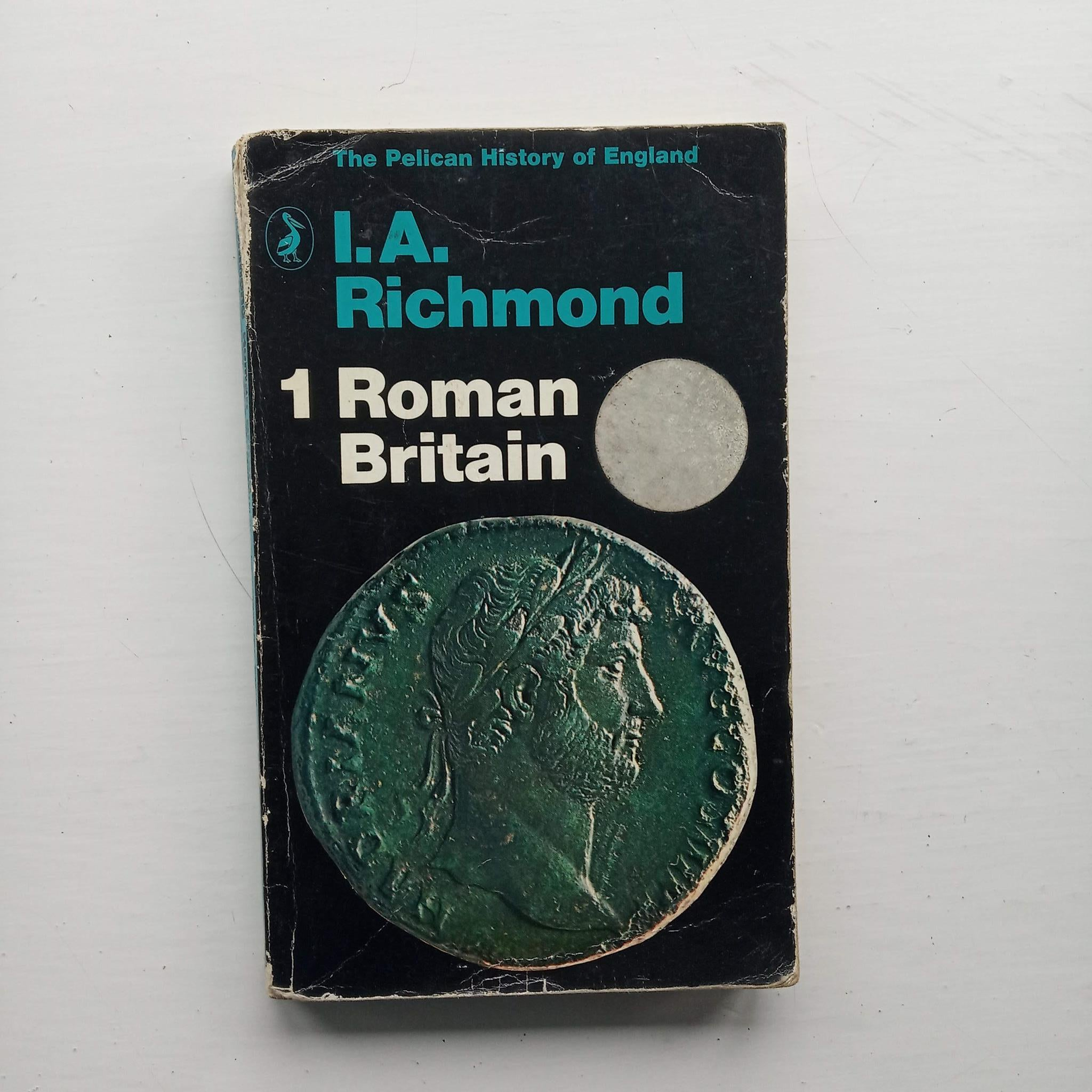 Roman Britain by I.A. Richmond