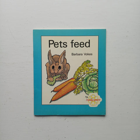 Pets Feed by Barbara Vokes
