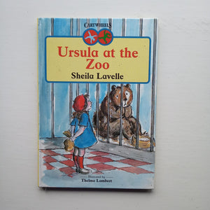 Ursula at the Zoo by Sheila Lavelle