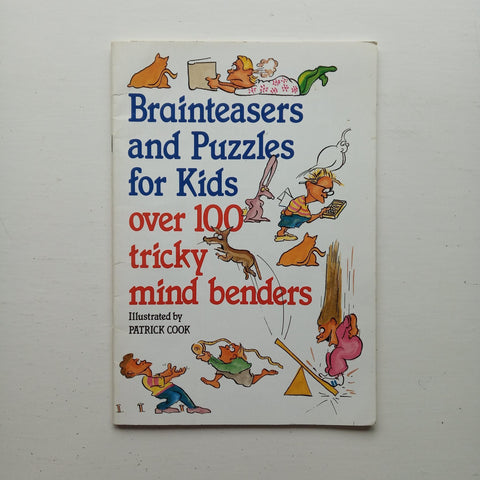 Brainteasers and Puzzles for Kids by Uncredited