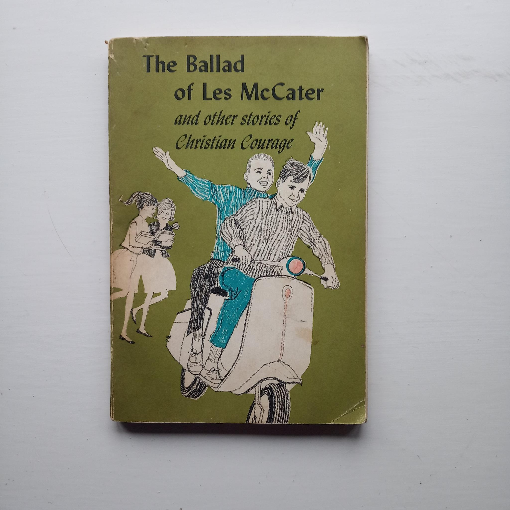 The Ballad of Les McCater by Various