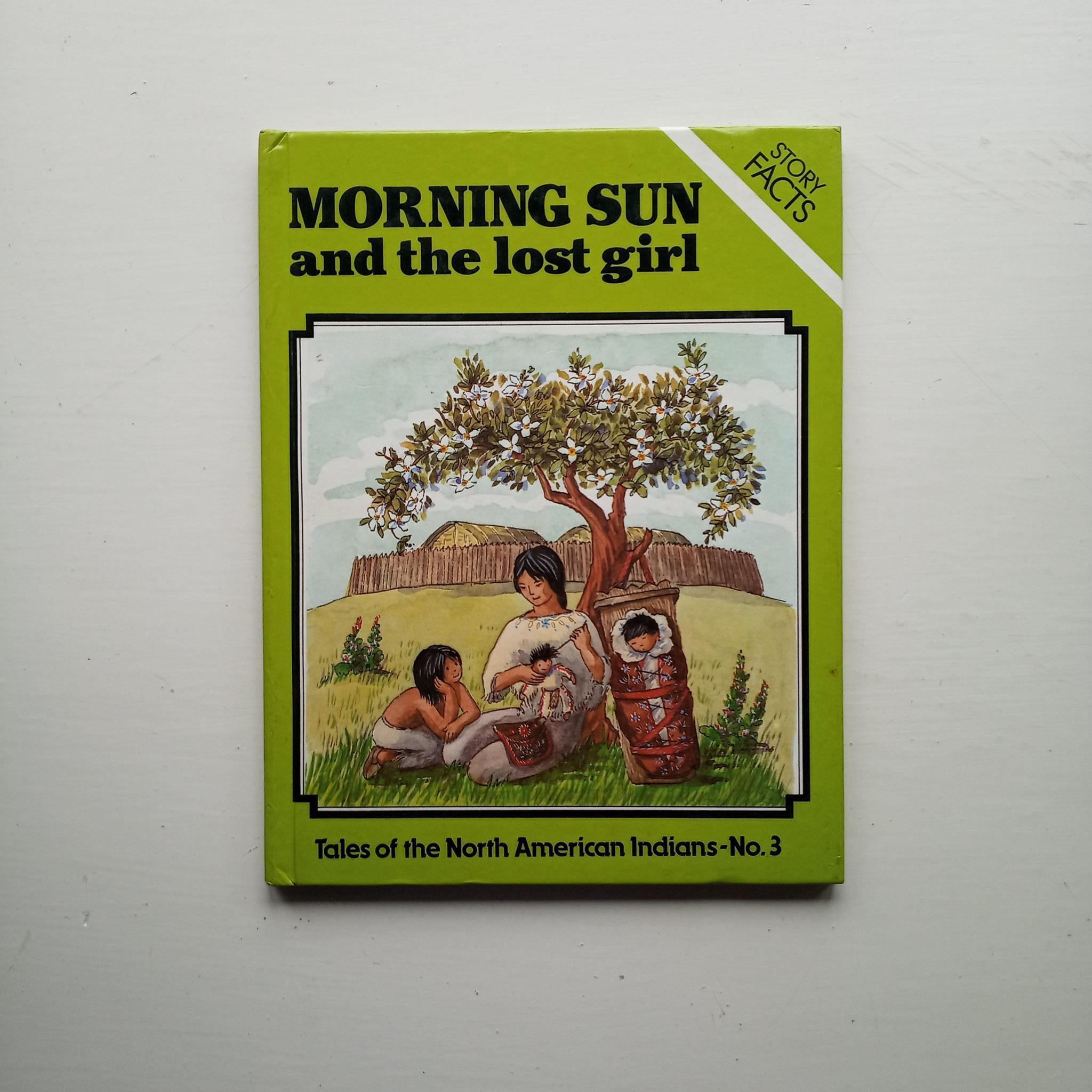 Morning Sun and the Lost Girl by Neil and Ting Morris