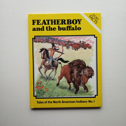 Feather Boy and the Buffalo by Neil and Ting Morris