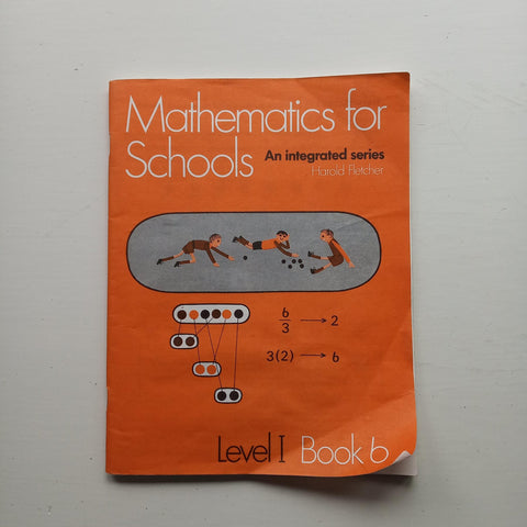 Mathematics For Schools: Level 1 Book 6 by Harold Fletcher