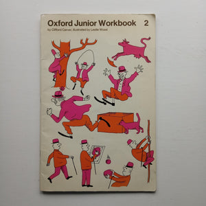 Oxford Junior Workbook 2 by Clifford Carver
