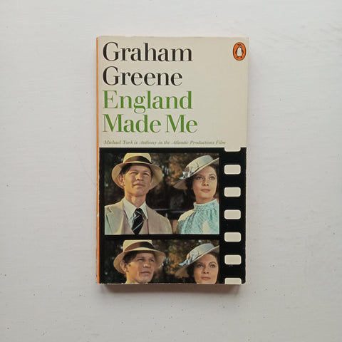 England Made Me by Graham Greene