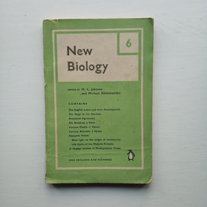 New Biology 6 by M.L Johnson (ed)