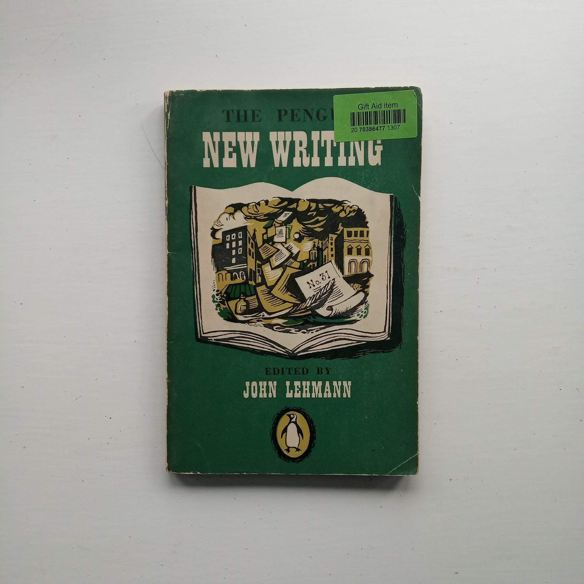 The Penguin New Writing 31 by John Lehemann (ed)