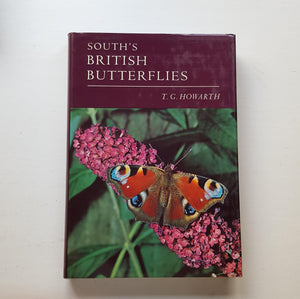 South's British Butterflies by T.G. Howarth