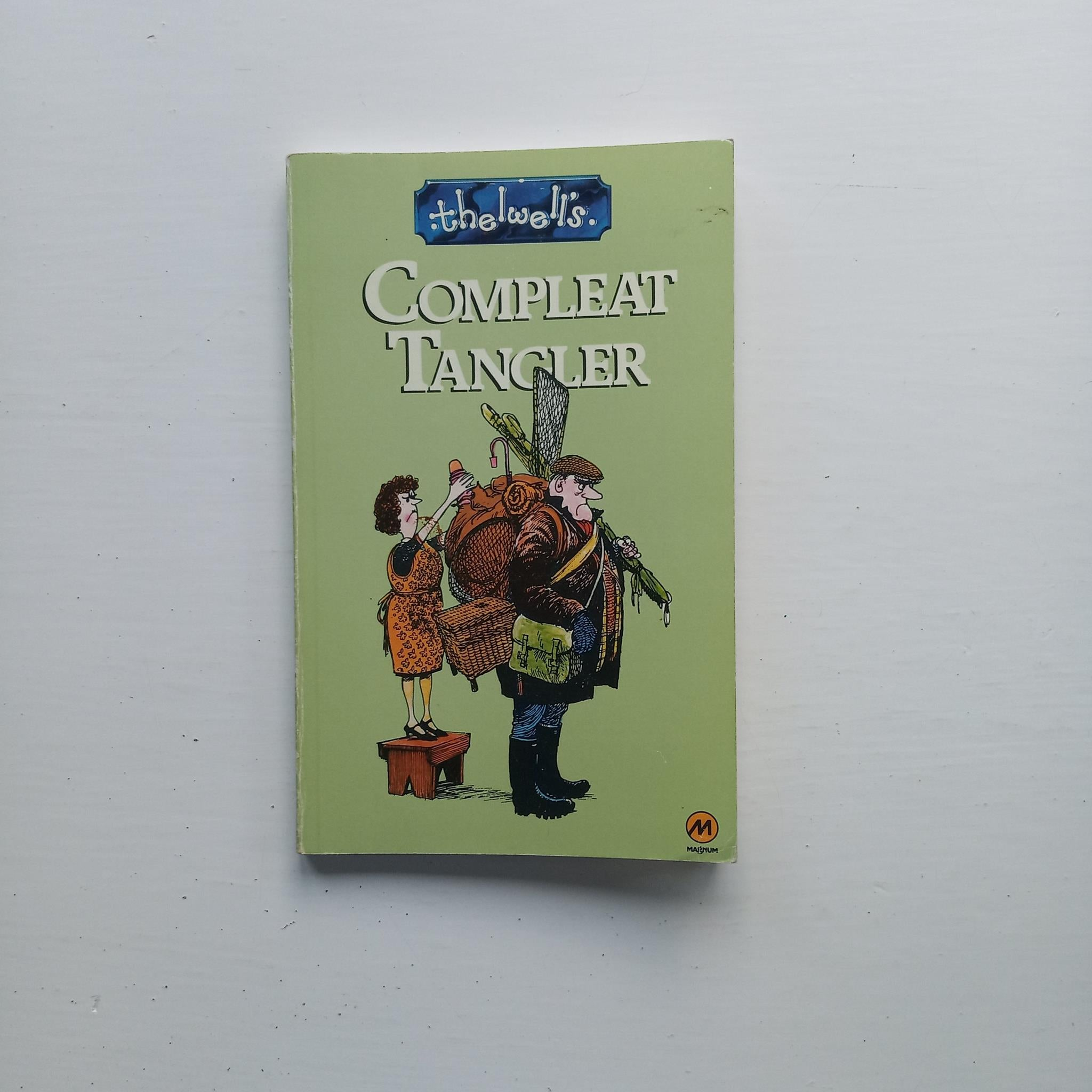 Thelwell's Compleat Tangler by Norman Thelwell