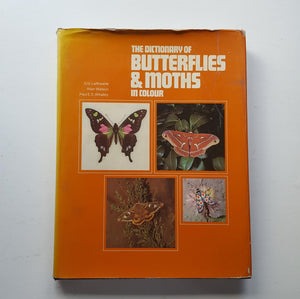The Dictionary of Butterflies and Moths in Colour by Eric Laithwaite