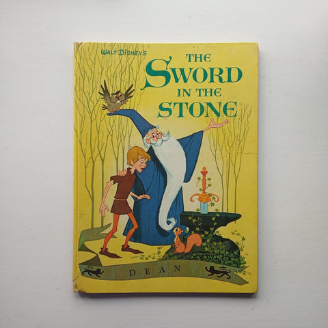 The Sword in the Stone by Carl Memling