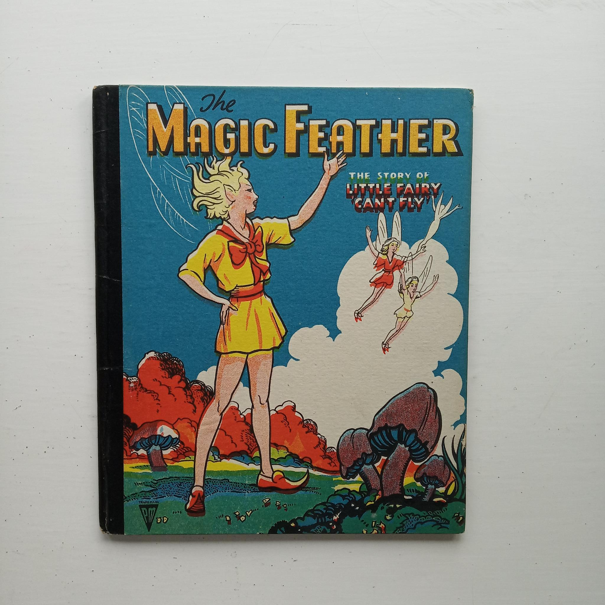 The Magic Feather/Poor Jack Frost by Dee Boreham and Marjorie Seymour