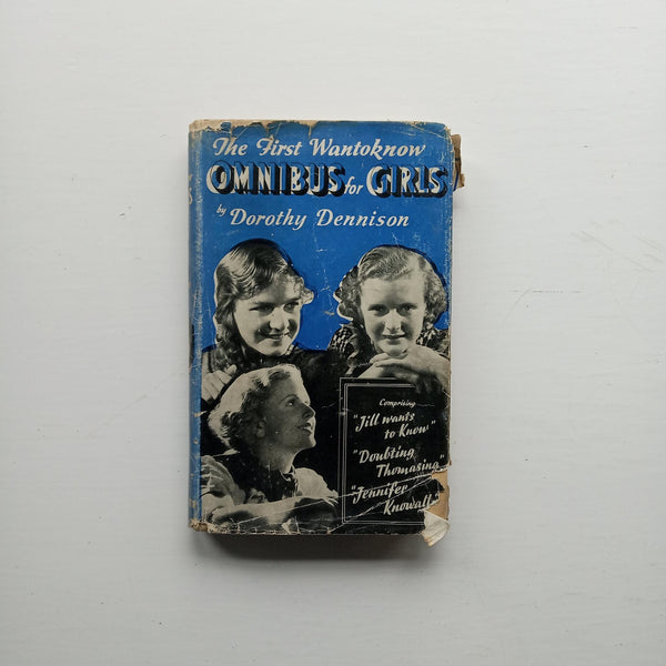 The First Wantoknow Omnibus for Girls by Dorothy Dennison