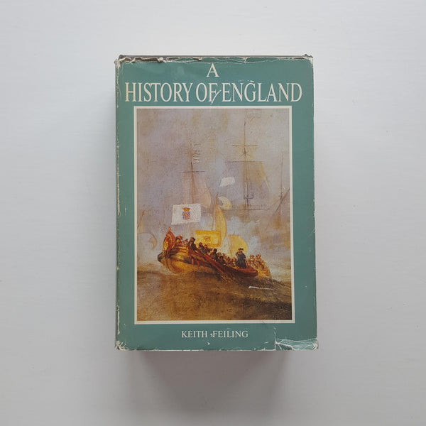 A History of England by Keith Feiling