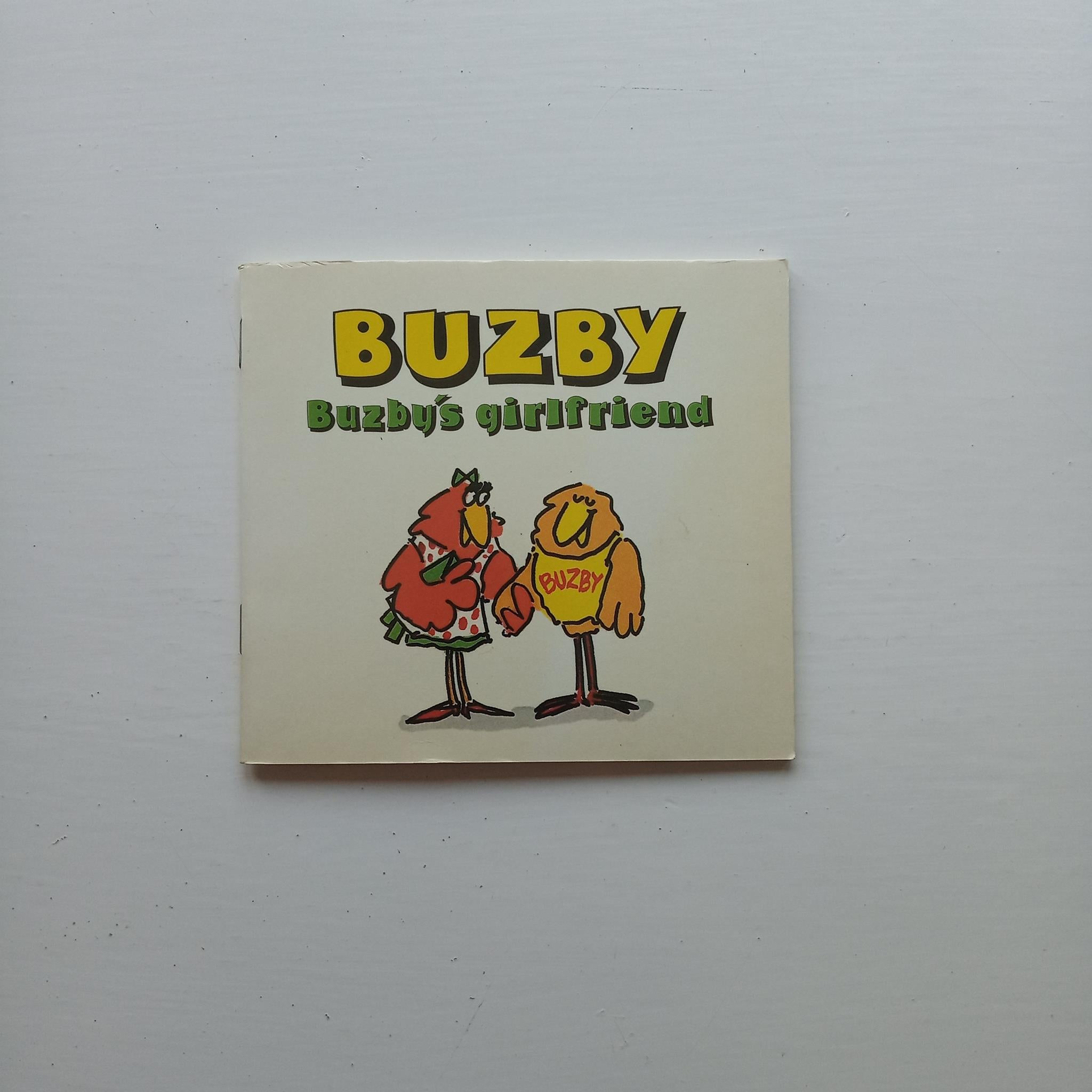 Buzby's Girlfriend by Hilary Alcock