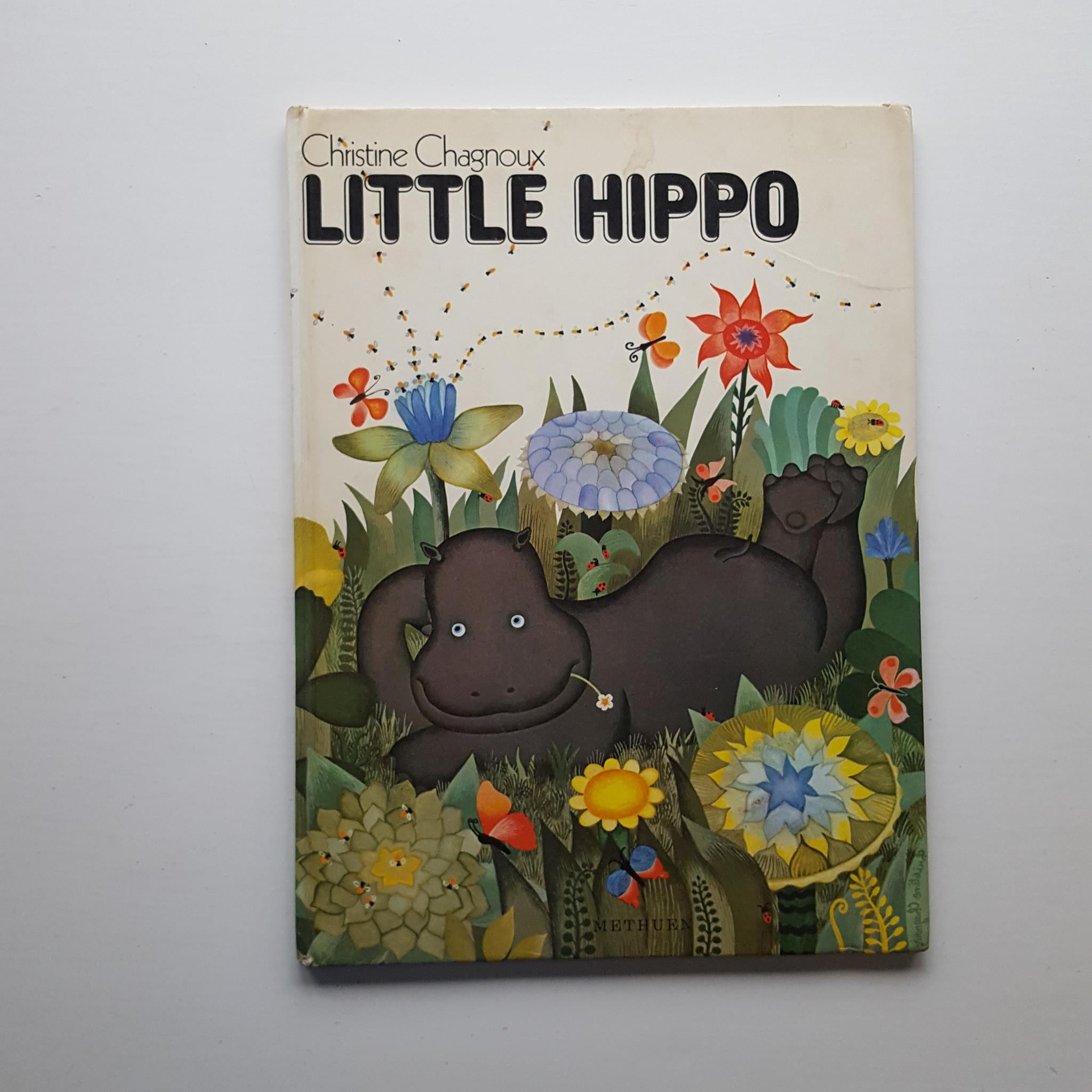 Little Hippo by Christine Chagnoux