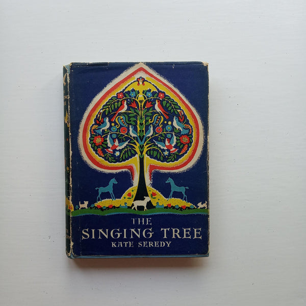 The Singing Tree by Kate Seredy