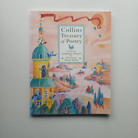 Collins Treasury of Poetry by Stephanie Nettell (ed)