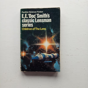 Children of the Lens by E.E. 'Doc' Smith