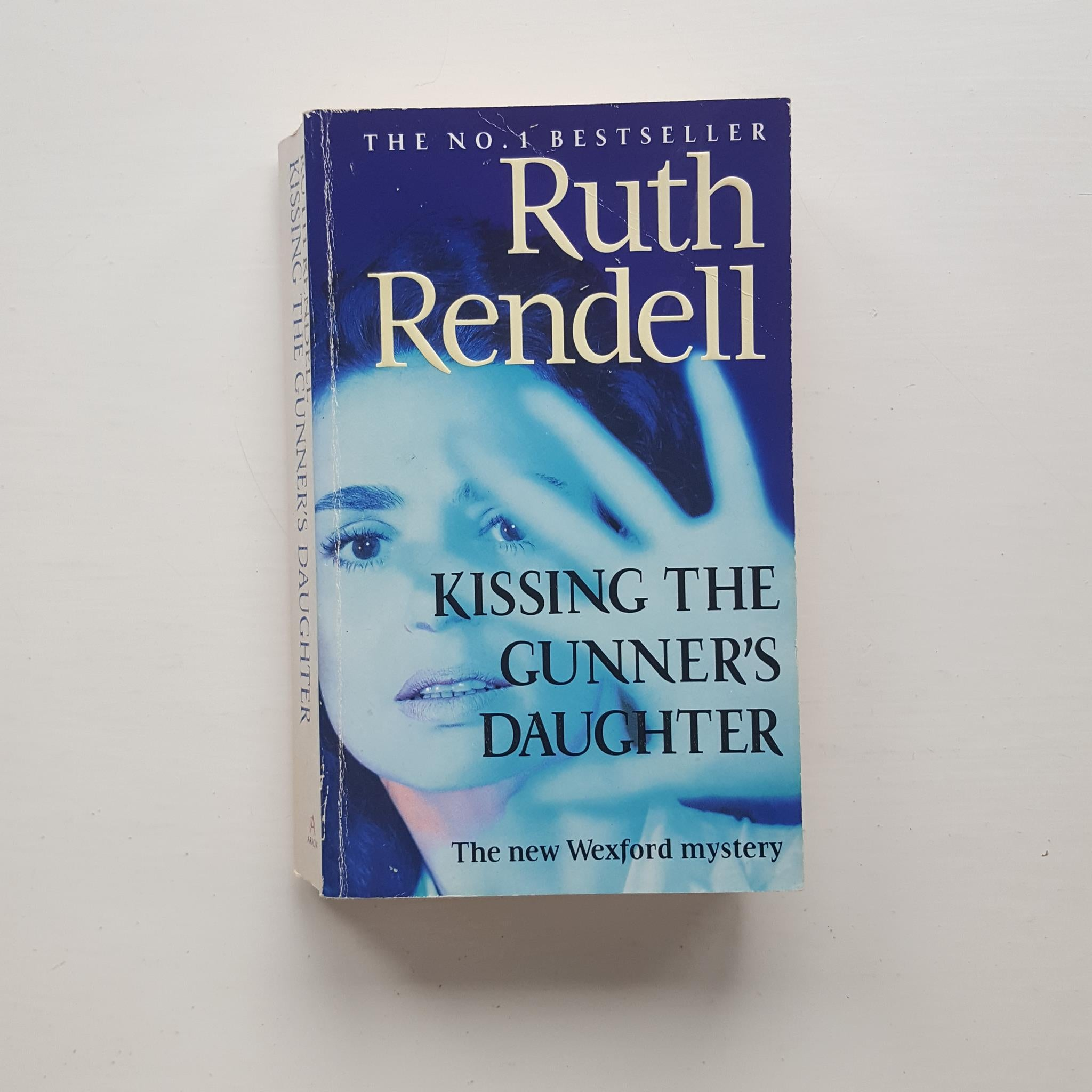 Kissing the Gunner's Daughter by Ruth Rendell