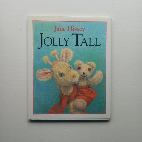 Jolly Tall by Jane Hissey