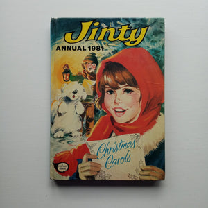 Jinty Annual 1981 by Uncredited
